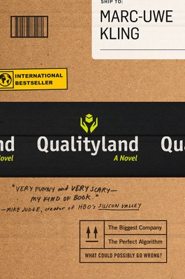 Cover of QualityLand by Marc-Uwe Kling